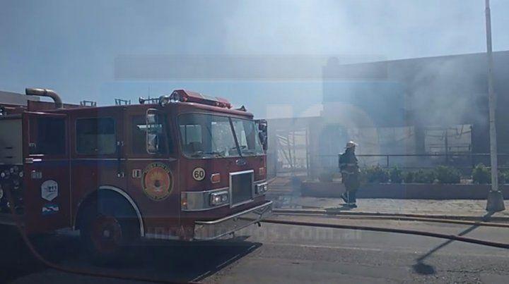 Se conoce el motivo del incendio en el parador del Thompson