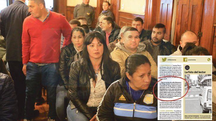 Celis pedía dinero a Varisco pero un policía no aseguró que fuera para comprar droga