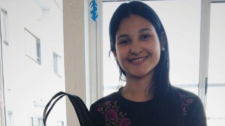 Luego de ocho años de tratamiento, Agustina supero al cáncer
