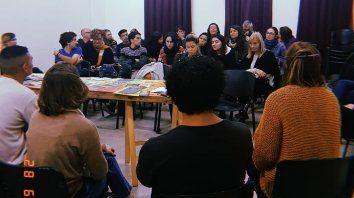segundo encuentro de las trincheras del poema en la sociedad italiana