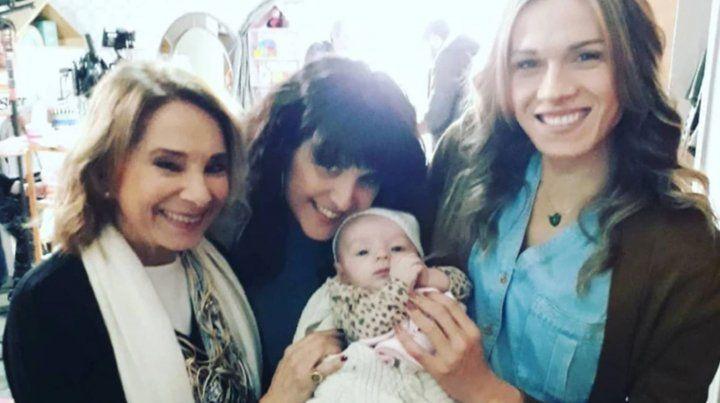 La historia del bebé que interpreta a la beba de Pequeña Victoria