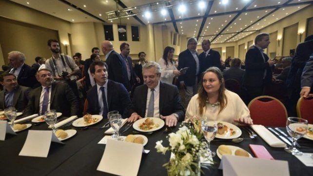 Alberto Fernández planteó una salida a la uruguaya