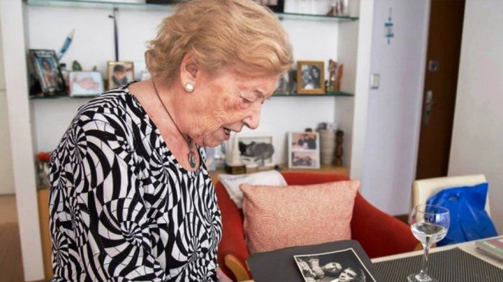 Encuentro con Sara Rus:  una sobreviviente de Auschwitz en Concepción