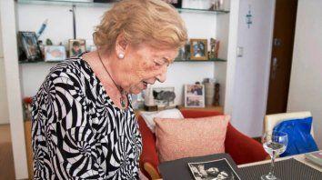 encuentro con sara rus:  una sobreviviente de auschwitz en concepcion