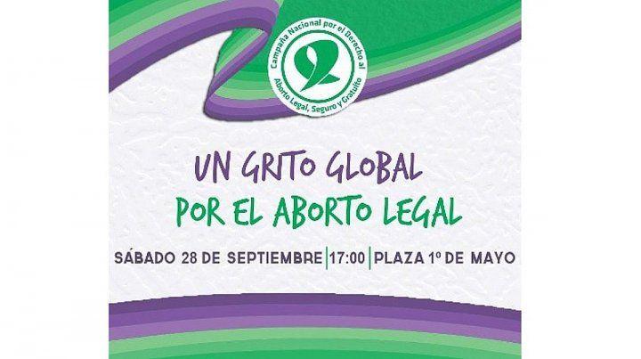 Paraná se suma al #28S por la despenalización del aborto