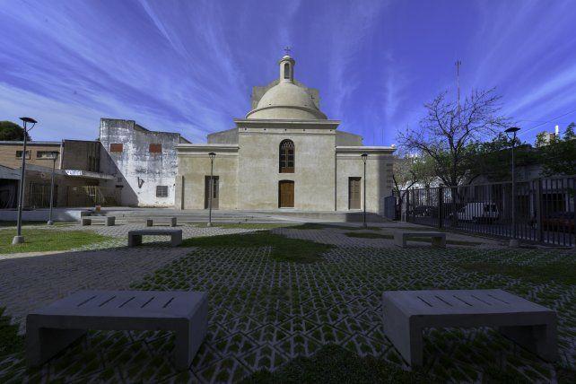 Se inauguró la obra de restauración de la Capilla San Miguel