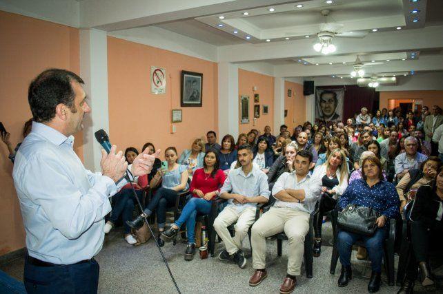 Kueider: la propuesta es activar la economía y federalizar el país