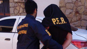 preso: violo restricciones por abusar de su hija