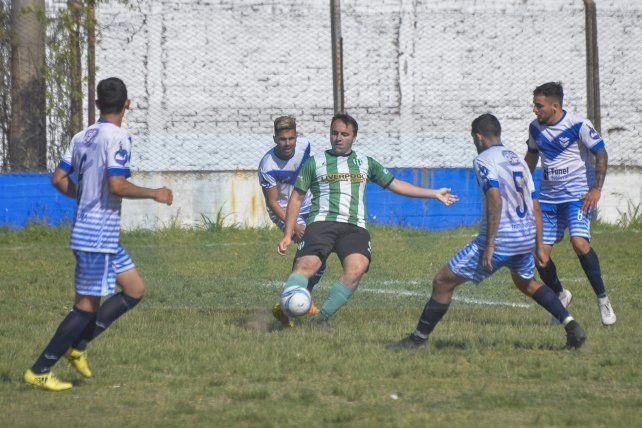 Oro Verde y Atlético Paraná, los primeros clasificados en la Liga Paranaense