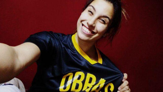 Feliz. La jugadora surgida en Juventud viene de un gran Argentino y ahora buscará consolidarse en la Liga Nacional con Obras