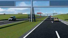 Nuevo acceso. La obra comprende una nueva traza en forma de autopista, de unos 3 kilómetros.