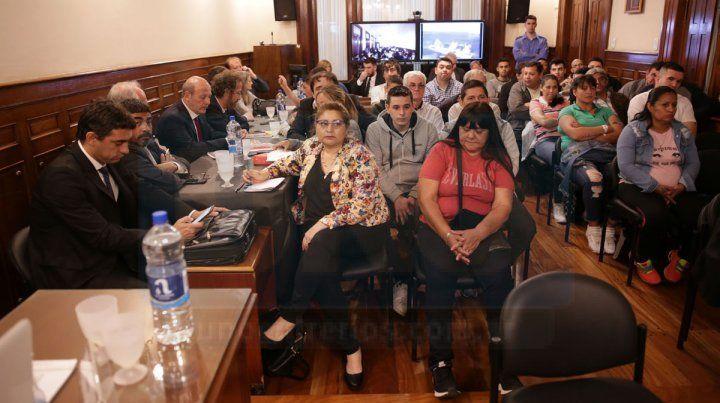 Más testigos en el tramo final del megajuicio del Narcomunicipio