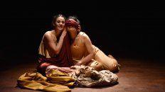 dos mujeres en babilonia