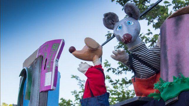 El gato y los ratones abre la programación de octubre