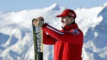 Habló el médico que atendió a Michael Schumacher en París