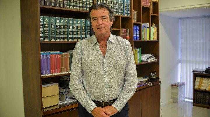 Castrillón confirmó que no buscará ser reelecto al frente del STJ
