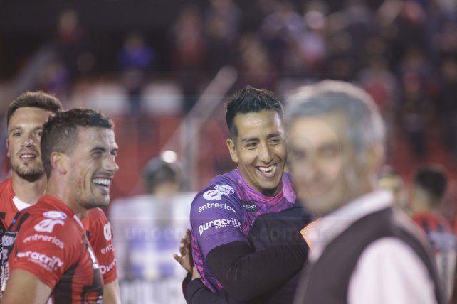 Matías Ibáñez, el arquero más efectivo