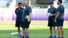 Registro. El entrenador principal Mario Ledesma disputó 18 test match por RWC.