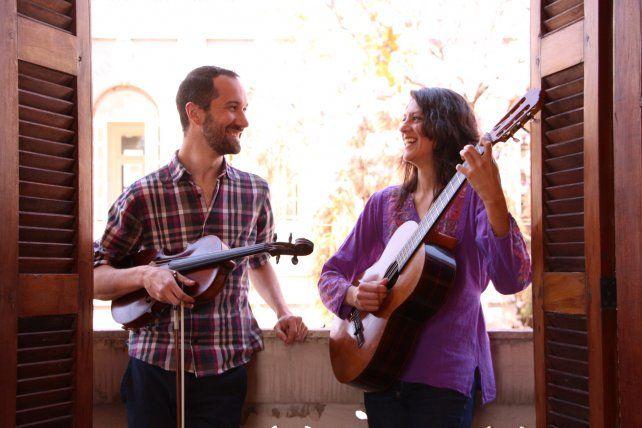 Cuerda Tinta y Tati Grandolio se presentarán en la Casa de la Cultura