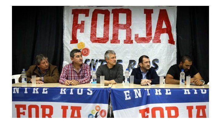 El viernes realizarán el plenario de Forja en Paraná