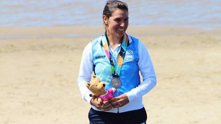 Natalia De la Lama líder del Ranking en Sprint.