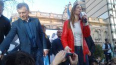 Alivio. Macri dijo que la clase media será recompensada por el esfuerzo.