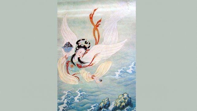 JingWei, el ave