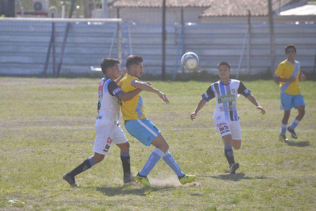 Peñarol recibió a Don Bosco en el Pirola.
