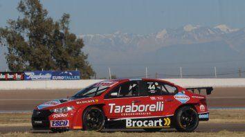 Por más. El piloto entrerriano Mariano Werner volvió a mostrarse competitivo con el Fiat y hoy va por la victoria.
