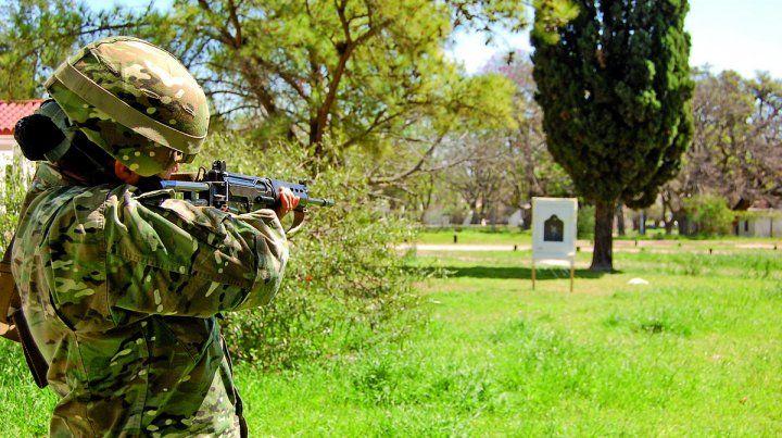Josefina Beckman y su experiencia en el Ejército