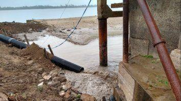 parana: zonas altas siguen sin agua