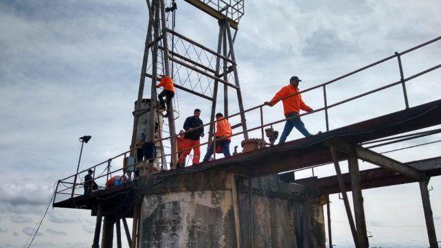 Las zonas altas de Paraná siguen sin agua