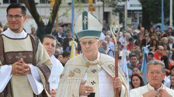 Festividad. La imagen de la Virgen del Rosario se honra hoy en Entre Ríos y otras provincias argentinas.