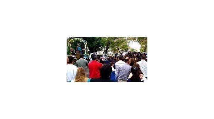 Festejos patronales y Peña del Asado y la Empanada en Oro Verde