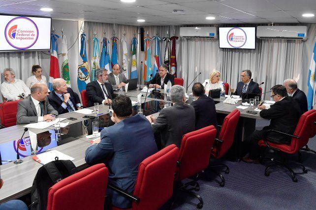 Provincias pedirán a la CSJ que intime a la Nación a pagar la deuda