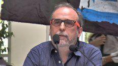 el referente peronista marcelo koenig presenta un libro