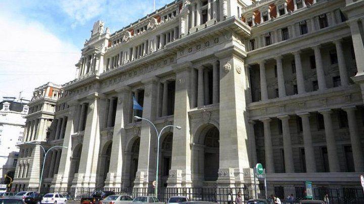Declararon en emergencia edilicia al Poder Judicial de la Nación por un año