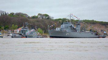 campana sanitaria de la armada paso por entre rios