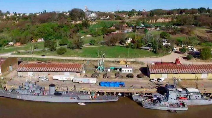 Campaña Sanitaria de la Armada pasó por Entre Ríos