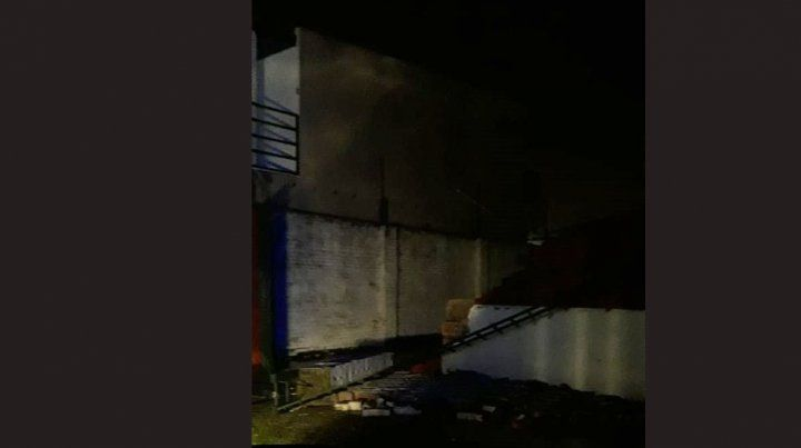 Fuerte temporal provocó graves destrozos en el sur entrerriano