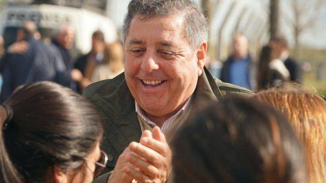 Alfredo De Ángeli busca un nuevo mandato como a senador nacional. (Foto Facebook)