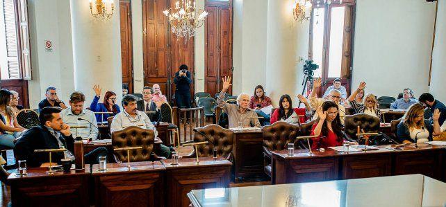 Se aprobó la emergencia económica de la Municipalidad