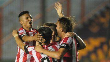Fue victoria para los de La Plata.