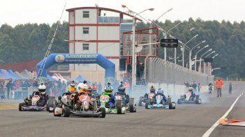 La última vez. La categoría estuvo presente el 1° de julio de 2018, con 130 karts en pista. Ahora regresa con un buen número de participantes.