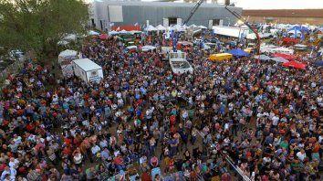 Expectativas. Se espera que una multitud acompañe la muestra que se hará en el Puerto de Concepción.