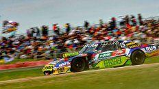 Voló. El registro de 1 26 811 /1000 le permitió al representante del Coiro Dole Racing alzarse como el más veloz de la clasificación.