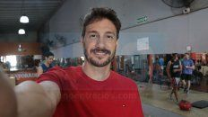 Un grande. José jugó al vóley, formó parte del cuerpo técnico de la Selección Argentina que disputó los Juegos Olímpicos y hoy dirige a Paracao.
