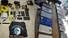 Concordia: En allanamientos secuestraron droga