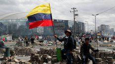 Acuerdo de paz en Ecuador