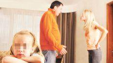 papa  y  mama  se  separan... primera parte